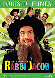 Mad Adventures of Rabbi Jacob, The