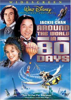 Around the World in 80 Days  (Jackie Chan)