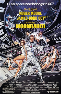 James Bond 11: Moonraker