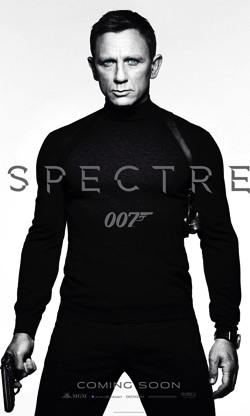 James Bond 24: Spectre
