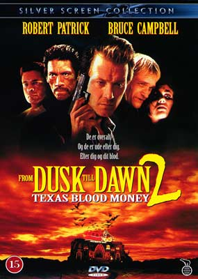 From Dusk Till Dawn 2: Texas Blood Money  (DVD) - Klik her for at se billedet i stor størrelse.