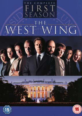 West Wing, The: Season 1 (6-disc) (DVD) - Klik her for at se billedet i stor størrelse.