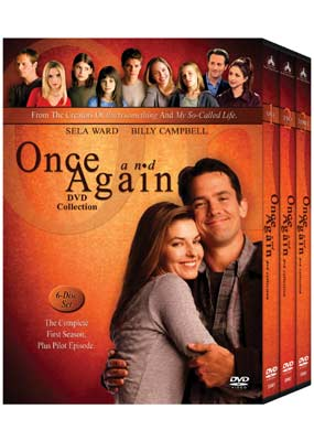 Once and Again: Season 1 (6-disc) (DVD) - Klik her for at se billedet i stor størrelse.
