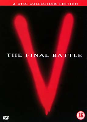 V:         The  Final Battle (1984) (2-disc) (DVD) - Klik her for at se billedet i stor størrelse.