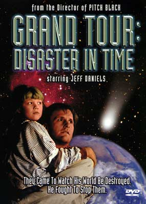 Grand Tour: Disaster in Time  (DVD) - Klik her for at se billedet i stor størrelse.