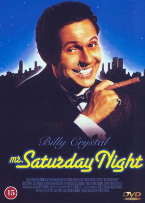 Mr. Saturday Night  (DVD) - Klik her for at se billedet i stor størrelse.