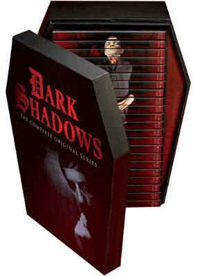 Dark Shadows: The Complete Original Series  (DVD) - Klik her for at se billedet i stor størrelse.
