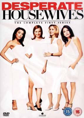 Desperate Housewives:  Season  1 (6-disc) (DVD) - Klik her for at se billedet i stor størrelse.