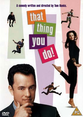That Thing You Do!  (DVD) - Klik her for at se billedet i stor størrelse.