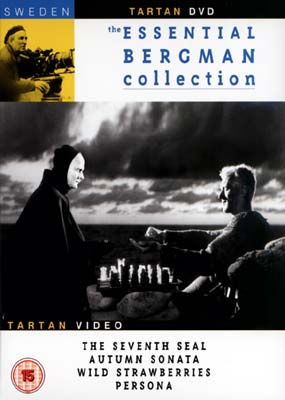 Essential Bergman Collection, The (4 film) (DVD) - Klik her for at se billedet i stor størrelse.