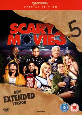 Scary Movie 3.5 (Unrated) (DVD) - Klik her for at se billedet i stor størrelse.
