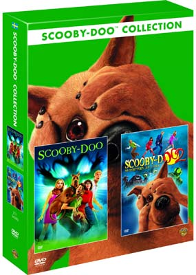 Scooby-Doo Collection (2 film) (DVD) - Klik her for at se billedet i stor st�rrelse.