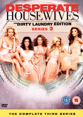 Desperate Housewives:  Season  3 (6-disc) (DVD) - Klik her for at se billedet i stor størrelse.