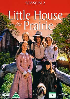 Little House on the  Prairie:  Season  2 (6-disc) (DVD) - Klik her for at se billedet i stor størrelse.