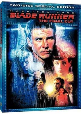 Blade Runner: The Final   Cut (2-disc) (DVD) - Klik her for at se billedet i stor størrelse.