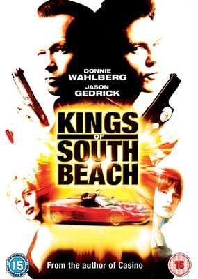 Kings of South Beach  (DVD) - Klik her for at se billedet i stor størrelse.