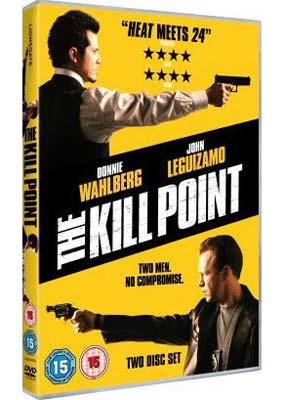 Kill Point, The (Miniserie)  (DVD) - Klik her for at se billedet i stor størrelse.