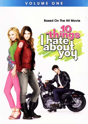 10 Things I Hate About You: Volume 1 (2-disc) (DVD) - Klik her for at se billedet i stor st�rrelse.