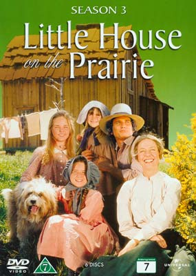 Little House on the  Prairie:  Season  3 (6-disc) (DVD) - Klik her for at se billedet i stor størrelse.