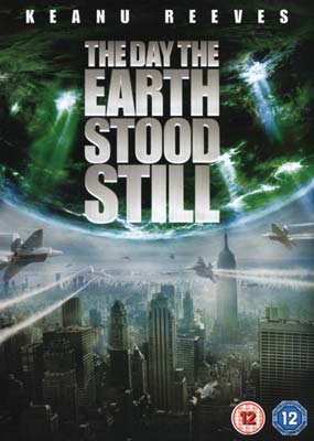 Day the Earth Stood Still, The (Keanu    Reeves)  (DVD) - Klik her for at se billedet i stor størrelse.