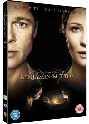Curious Case of Benjamin Button, The  (DVD) - Klik her for at se billedet i stor størrelse.