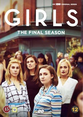 Girls:  Season  6 - The Final Season (2-disc) (DVD) - Klik her for at se billedet i stor størrelse.