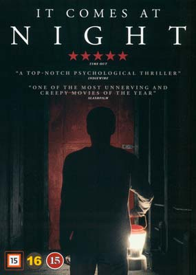 It Comes at Night  (DVD) - Klik her for at se billedet i stor størrelse.