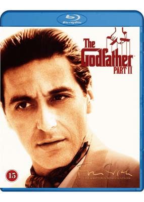 Godfather, The - Part II: The Coppola Restoration (Blu-ray) (BD) - Klik her for at se billedet i stor størrelse.