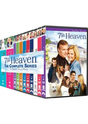 7th Heaven: The Complete Series  (DVD) - Klik her for at se billedet i stor st�rrelse.