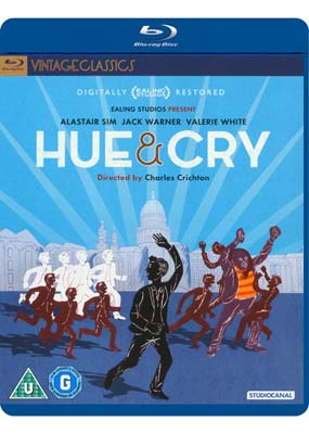 Hue and Cry (Digitally Restored) (Blu-ray) (BD) - Klik her for at se billedet i stor størrelse.