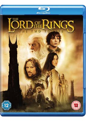 Lord of the Rings, The:  The Two Towers (Blu-ray) (BD) - Klik her for at se billedet i stor størrelse.