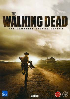 Walking Dead, The: Season     2 (4-disc) (DVD) - Klik her for at se billedet i stor størrelse.