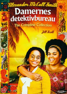 Damernes detektivbureau: The Complete Collection (4-disc) (DVD) - Klik her for at se billedet i stor størrelse.