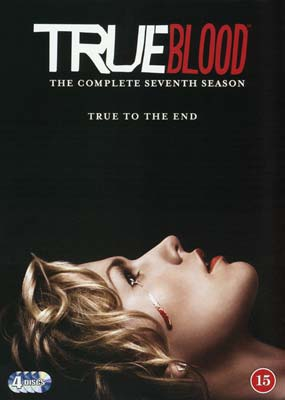 True Blood:      Season     7 - Final Season (4-disc) (DVD) - Klik her for at se billedet i stor størrelse.