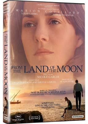 From the Land of the Moon  (DVD) - Klik her for at se billedet i stor størrelse.