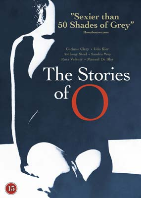 Stories of O, The (2 film) (DVD) - Klik her for at se billedet i stor størrelse.