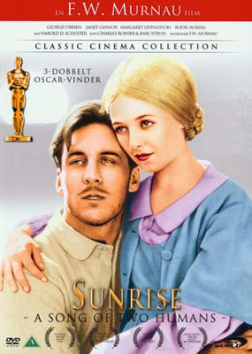 Sunrise: A Song of Two Humans  (DVD) - Klik her for at se billedet i stor størrelse.