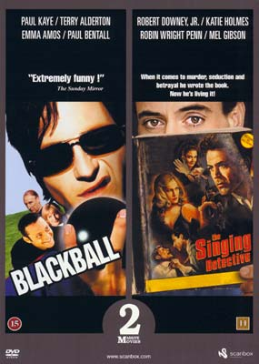 Blackball / The Singing Detective (2 film) (DVD) - Klik her for at se billedet i stor størrelse.