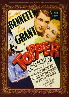 Topper Collection (3 film) (2-disc) (DVD) - Klik her for at se billedet i stor størrelse.