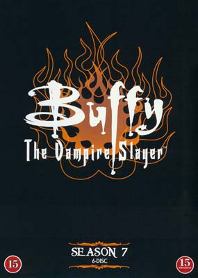 Buffy   the Vampire Slayer:   Season 7 (6-disc) (DVD) - Klik her for at se billedet i stor størrelse.
