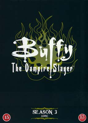 Buffy   the Vampire Slayer:   Season 3 (6-disc) (DVD) - Klik her for at se billedet i stor størrelse.