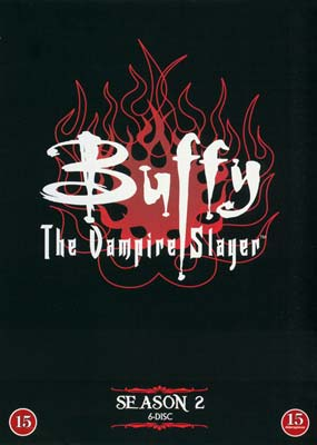 Buffy   the Vampire Slayer:   Season 2 (6-disc) (DVD) - Klik her for at se billedet i stor størrelse.