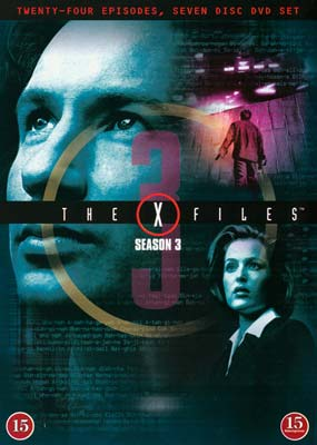 X-Files, The:          Season 3 (7-disc) (DVD) - Klik her for at se billedet i stor størrelse.