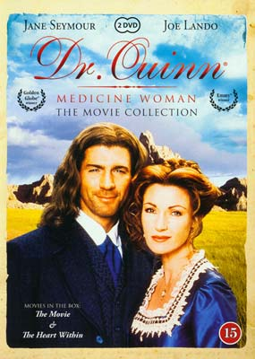 Dr. Quinn, Medicine Woman: The Movie Collection (2-disc) (DVD) - Klik her for at se billedet i stor størrelse.