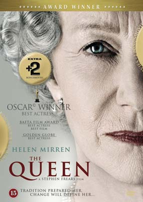 Queen, The / What Just Happened / I Hate Valentine's Day  (DVD) - Klik her for at se billedet i stor størrelse.