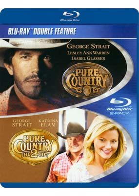 Pure Country / Pure Country 2: The Gift (2 film) (Blu-ray) (BD) - Klik her for at se billedet i stor størrelse.