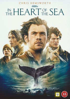 In the Heart of the Sea   (DVD) - Klik her for at se billedet i stor størrelse.