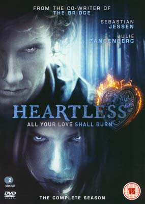 Heartless: The Complete Season (2-disc) (DVD) - Klik her for at se billedet i stor størrelse.