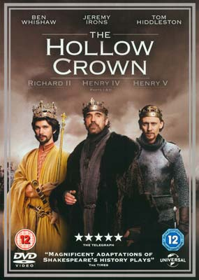 Hollow Crown, The: Series   1 (4-disc) (DVD) - Klik her for at se billedet i stor størrelse.