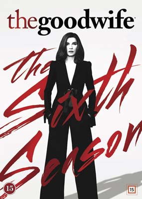 Good Wife, The: Season   6 (6-disc) (DVD) - Klik her for at se billedet i stor størrelse.